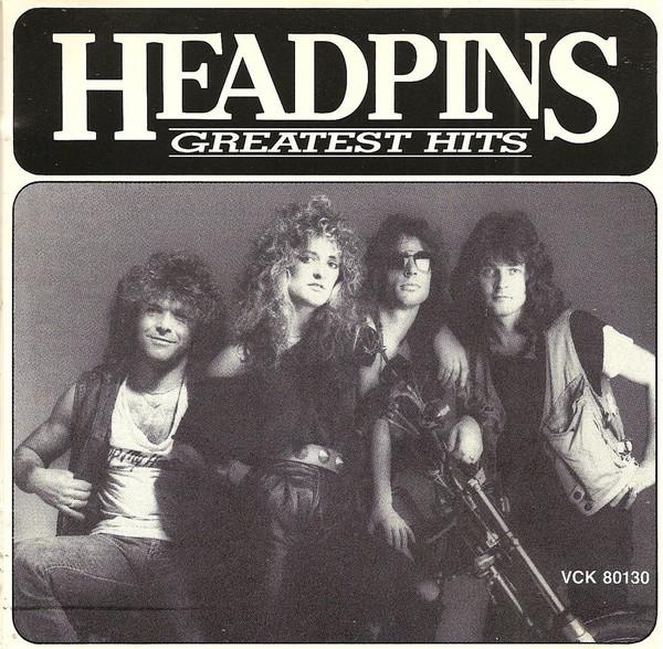 Headpins - Greatest Hits (1988)